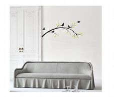 Birds On A Branch wall Decal Sticker